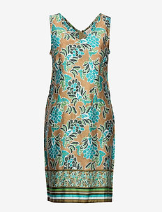 BahiaCR Dress - GREEN MOSS