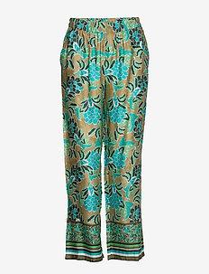 BahiaCR Pants - green moss