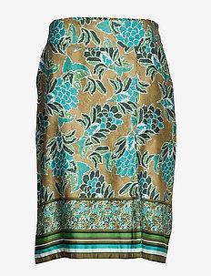 BahiaCR Skirt - GREEN MOSS