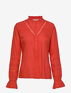 MannaCR Shirt - AURORA RED