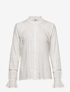 MannaCR Shirt - CHALK