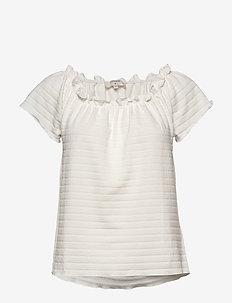 ToriCR T-shirt - CHALK