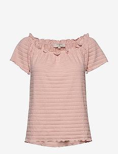ToriCR T-shirt - SPRING PINK