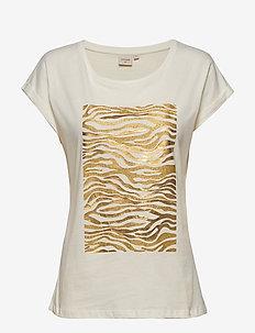 PiaCR T-shirt - GOLD