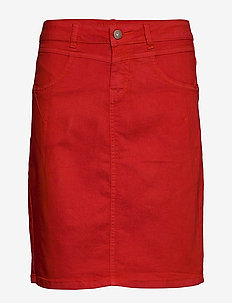 AmalieCR Skirt - aurora red