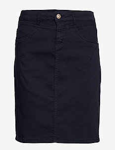 AmalieCR Skirt - royal navy blue