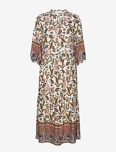 AdajeCR Dress - LIGHT SWAN