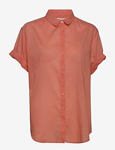 AmeliaCR Shirt - LIVING CORAL