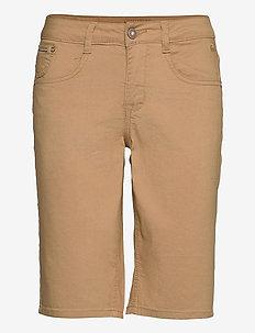 VavaCR Shorts - Coco Fit - bermudas - tannin