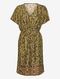 EmmelieCR Dress - kurze kleider - paisley flower mix