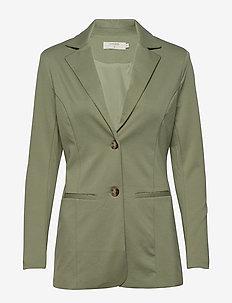 AnettCR Blazer - blazere - oil green