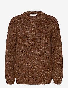 KiaraCR OZ Jumper - swetry - meerkat melange