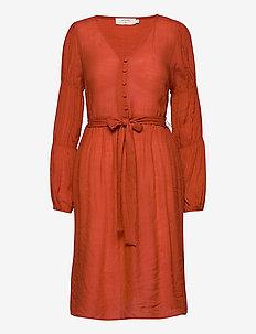 AliceCR Dress - midiklänningar - summer fig