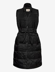 CelinaCR Waistcoat - veste - pitch black