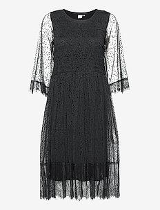 CRBodil Dress - midi jurken - pitch black