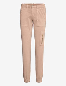 CRDafnie Jeans - Coco Fit - straight regular - cognac