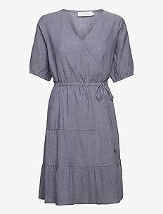 CRYlia Dress - sukienki letnie - nightshadow blue