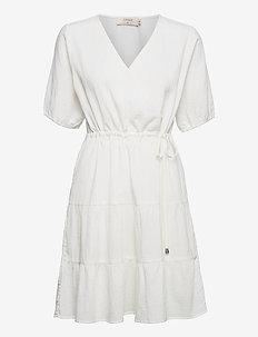CRYlia Dress - sukienki letnie - snow white