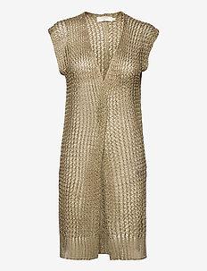 CRMugga Knit Cardigan - swetry rozpinane - mermaid