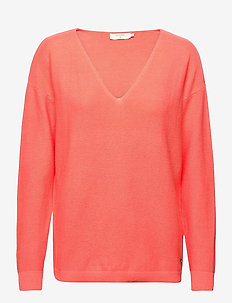 CRSillar Pullover - swetry - peach echo