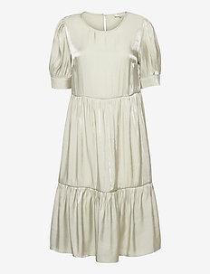 CRCecilie Dress - everyday dresses - desert sage