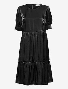 CRCecilie Dress - everyday dresses - pitch black