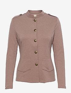 CRAnett Blazer - casual blazer - faded brown melange