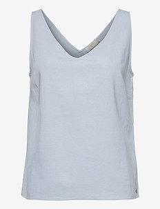 CRVenta top - bluzki bez rękawów - cashmere blue