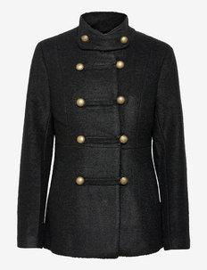 CRAnnabell Short Jacket - winterjacken - pitch black