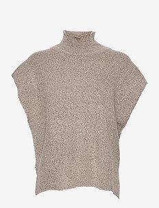 CROmint Knit Slipover - swetry - oat melange