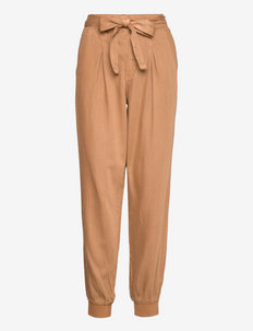 CRJuno Pant - casual bukser - toasted coconut