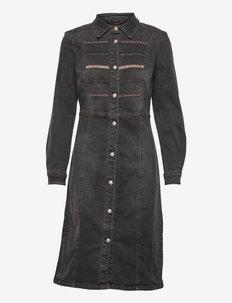 CRRosita Denim Dress - sommerkjoler - black wash
