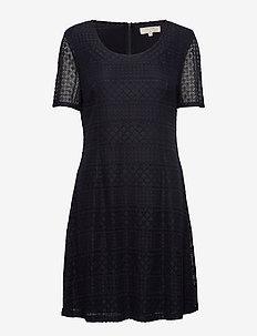 ChellyCR Dress - robes de dentelle - royal navy blue