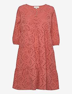 RistaCR Dress - sommerkjoler - aragon