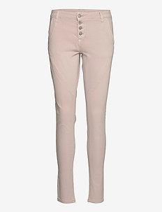 Bailey twill Pants - dżinsy skinny fit - winter rose