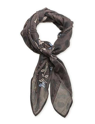 Cream Tiger scarf