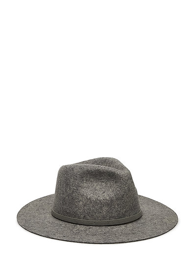 Caroline hat - LIGHT GREY MELANGE