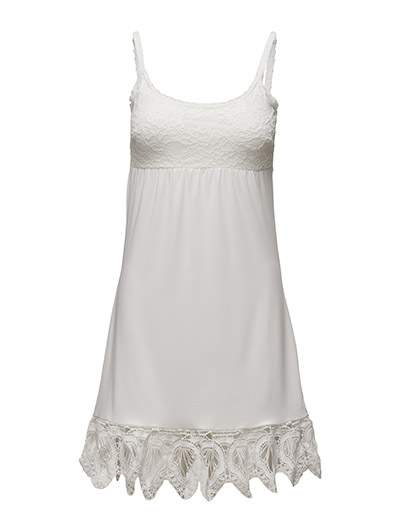 Mitzy Underdress - CHALK