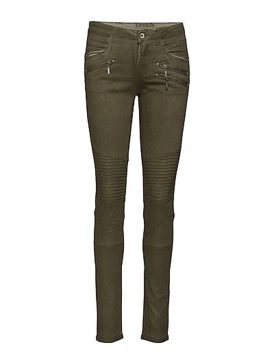 Kalika pants- Shape fit - KHAKI GREEN