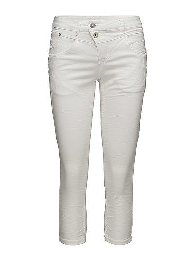 Milus 3/4 pant-shape fit - CHALK