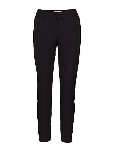 Rosalina 7/8 Pants - JET BLACK