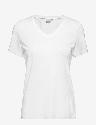 Naia T-shirt - t-shirts - chalk