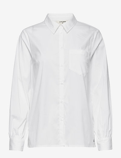 CRAcir Shirt - overhemden met lange mouwen - snow white