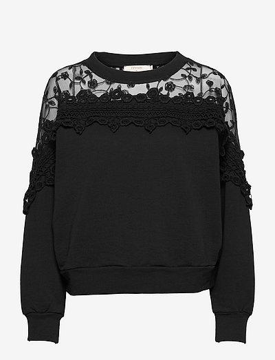 CRKalanie Sweatshirt - truien - pitch black