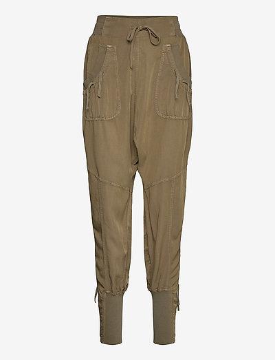 Nanna pants - casual broeken - khaki