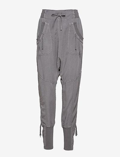 Nanna pants - casual broeken - pitch black