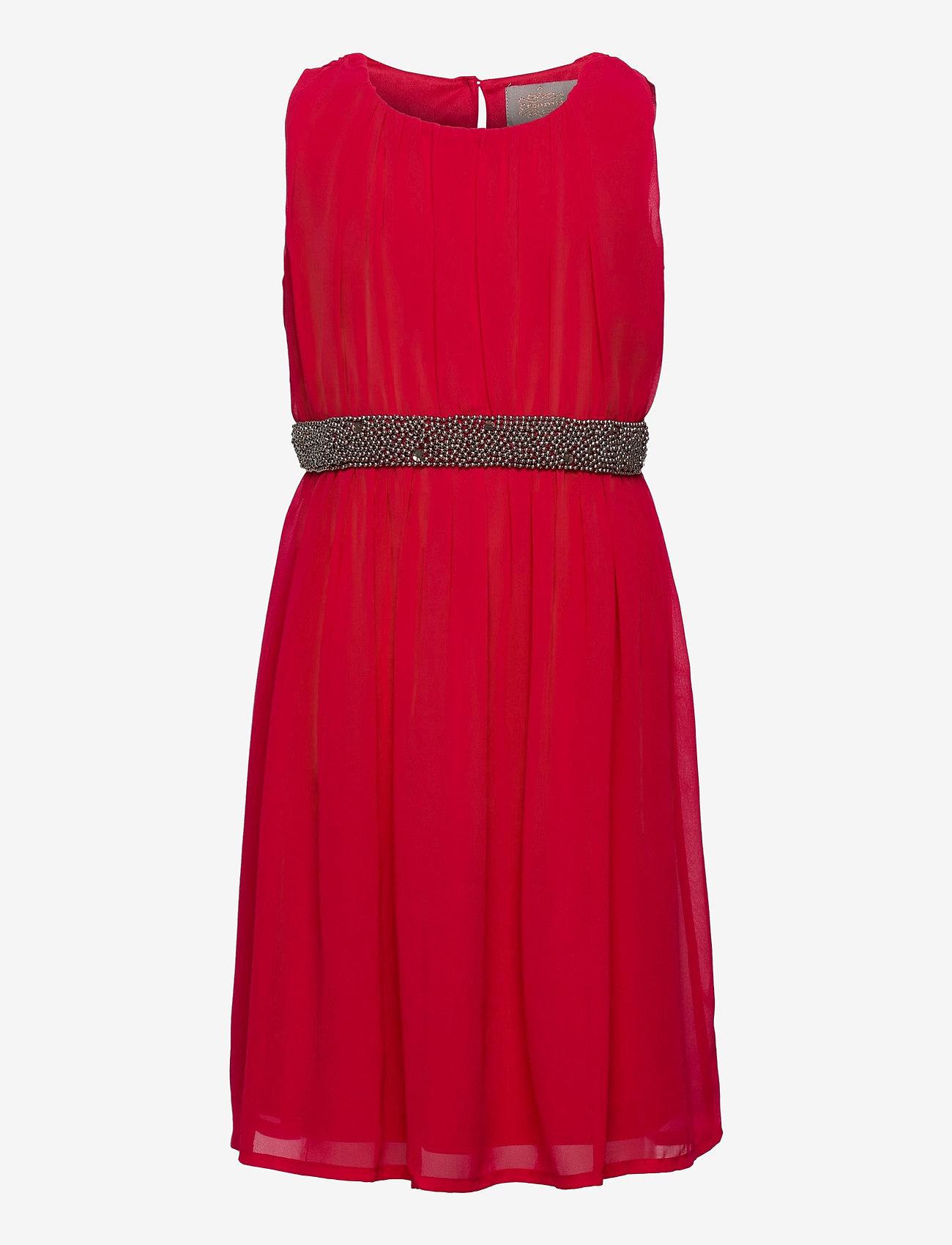 Creamie - Creamie Dress - robes - crimson - 0