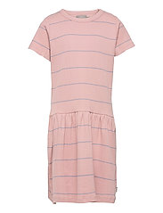 Dress Rib - ADOBE ROSE