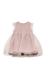 Dress Mesh - ADOBE ROSE