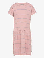 Creamie - Dress Rib - jurken - adobe rose - 0